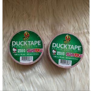 Hello Kitty Duck Tape - 2pk